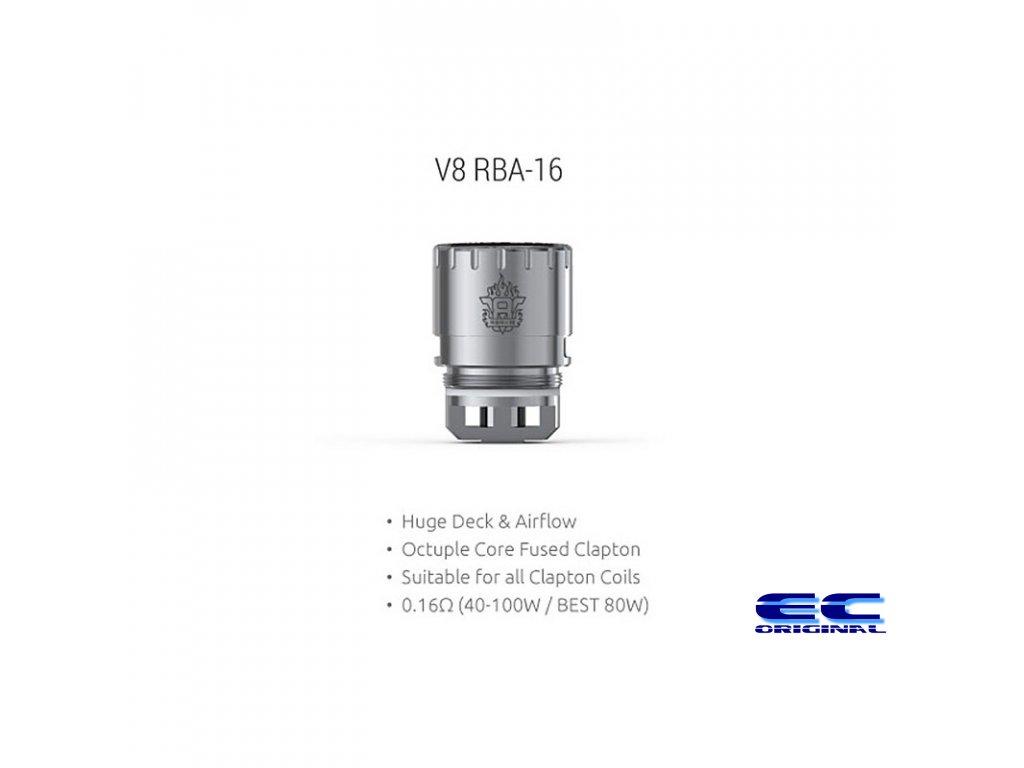 RBA-16 hlava pro SMOK TFV8