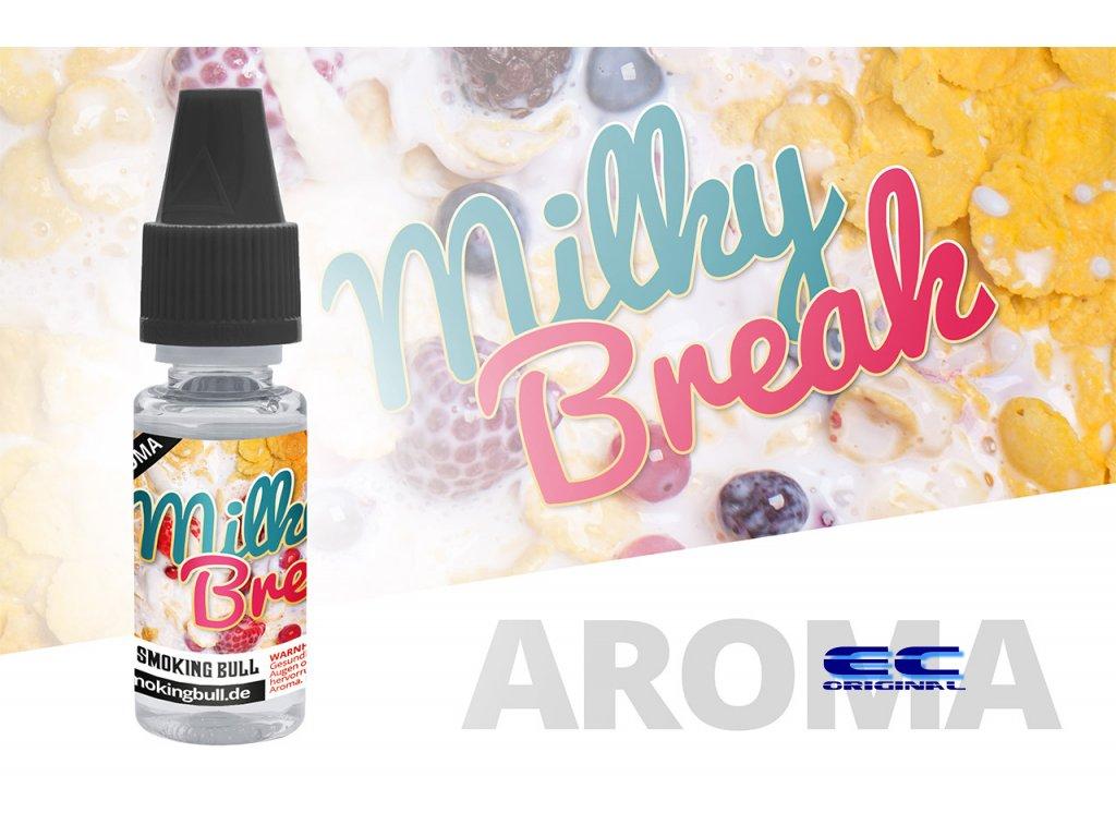 Milky Break Smoking Bull 2
