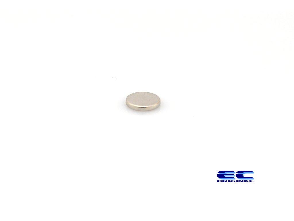 Magnet Neodymový 6x1mm