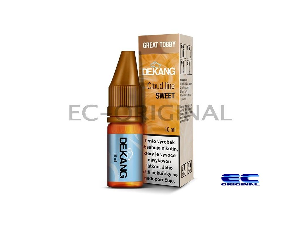 tabak s orechy great tobby dekang cloud line 7932