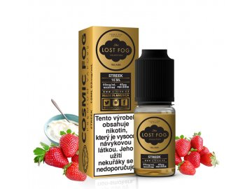 Cosmic Fog Collection - LOST FOG Streek - prémiový liquid 10ml