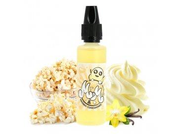 Popcorn Custard