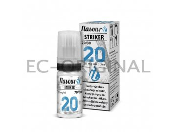 flavourit striker 70 30 dripper 20mg 10ml