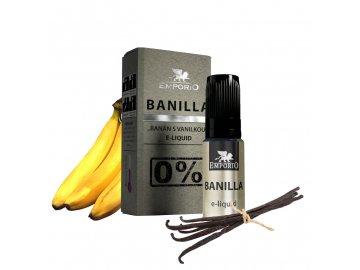 E liquid Emporio 10ml Banilla