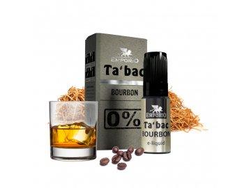 E liquid Emporio 10ml Bourbon