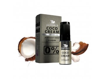 E liquid Emporio 10ml CocoCream