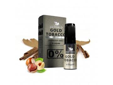 E liquid Emporio 10ml GoldTobacco2