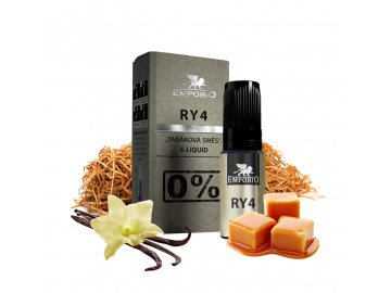E liquid Emporio 10ml RY4