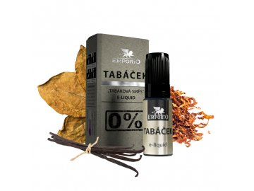 E liquid Emporio 10ml Tabacek