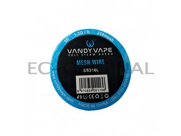 vandy vape mesh wire ss316l 10448