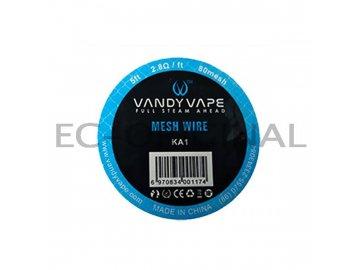 vandy vape mesh wire ka1 10198