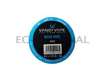 vandy vape mesh wire ni80 10199