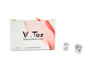 Náhradní žhavící spirálka pro Vision V Tox BBC