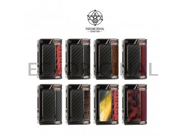 lost vape paranormal dna 166 gun metal frame 10865