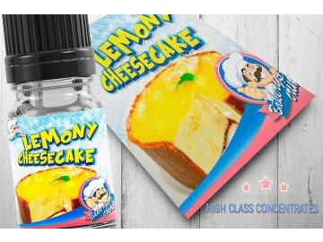 Lemony Cheesecake