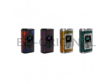 smok majesty 225w tc box mod resin edice 10700