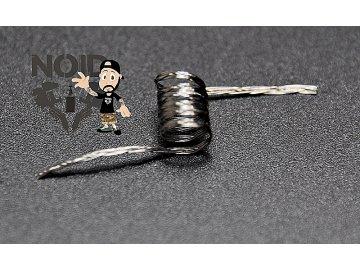 noid spiralka braid 3mm 6x36g 1,3ohm