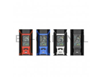 wismec sinuous ravage230 200w tc box mod 12428