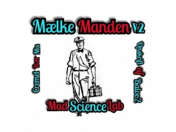 Mælkemanden V2 - Příchuť Mad Science Lab Essence