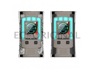 cigstar greek temple 230w tc box mod 13234