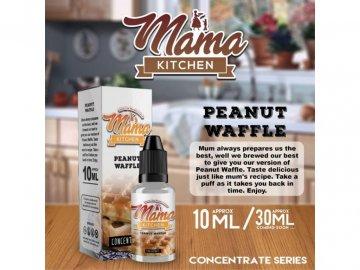 Peanut Waffle