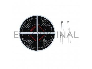 coilology predmotane spiralky mtl set ss316l 14941