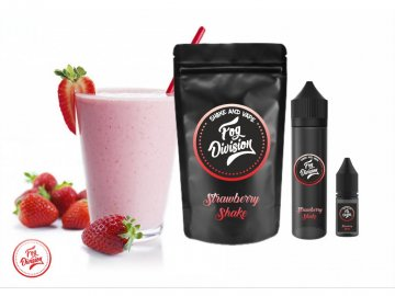 Strawberry Shake - příchuť SnV Fog Division Shake and Vape