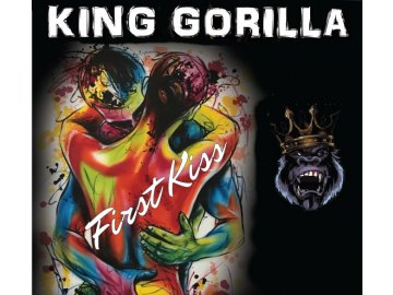 prichut king gorilla first kiss 20ml 1