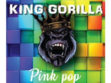 prichut king gorilla pink pop 20ml 1