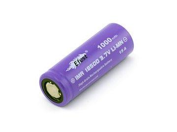 Baterie IMR 18500 - 1000mAh Purple - Efest