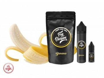Banana - příchuť SnV Fog Division Shake and Vape