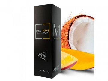 M (mango a kokos) - příchuť Must Have