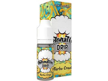 prichut detonation drip 10ml turbo cruel