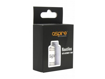 Náhradní nádržka Nerez pro Aspire Nautilus