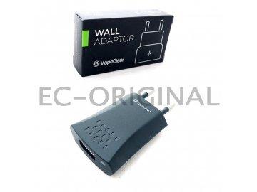 VapeGear Univerzální adaptér USB do zásuvky (AC-USB)