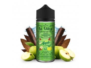 al carlo shake and vape wild apple ok