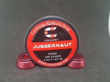 Coilology nerezový drát SS316L - Juggernaut - 3 m