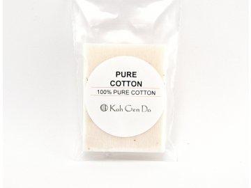 Koh Gen Do Japanese Cotton 100% organická bavlna - 5 kusů aršíku 6x8cm