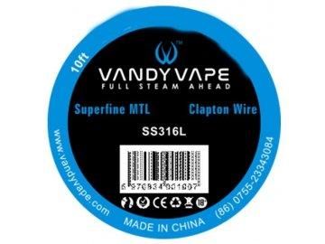 vandy vape superfine mtl clapton odporovy drat ss316 3m.png