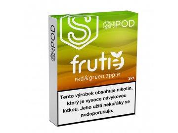 ns pod frutie apple napln 3ks