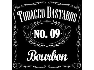No. 09 Bourbon (Tabák s bourbonem) - Příchuť Tobacco Bastards 10ml
