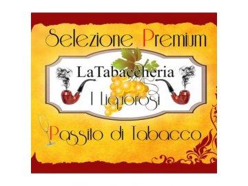 la tabaccheria liquido gusto tabacco passito pantelleria
