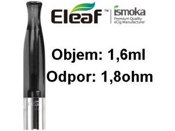 iSmoka-Eleaf BCC-CT clearomizer 1,6ml 1,8ohm Black