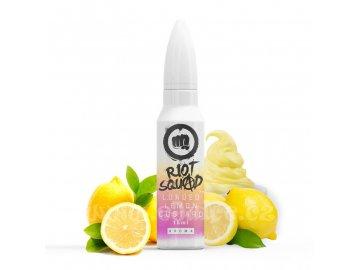Riot Squad Shake and Vape Loaded Lemon Custard (Citronový pudink) 15ml