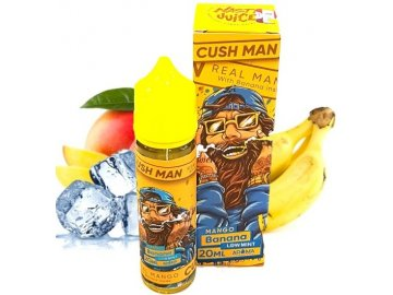 NASTY JUICE CUSHMAN S&V 20ML BANANA MANGO