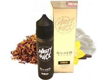 NASTY JUICE TOBACCO S&V 20ML TOBACCO SILVER