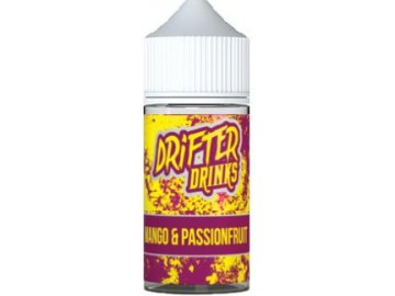 Drifter Drinks Mango and Passion Fruit