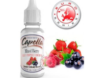 prichut capella euro series 13ml mixed berry