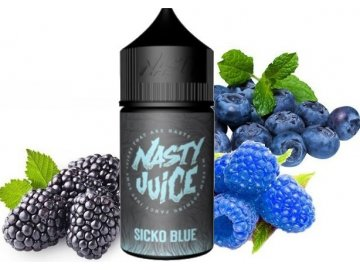 prichut nasty juice berry 30ml sicko blue