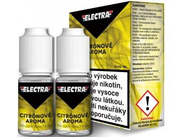 Citron - E-liquid Electra - 2x10ml